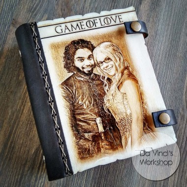 Game of thrones Sketchbook